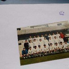 Coleccionismo deportivo: POSTAL DE REAL MADRID PLANTILLA . Lote 55684468
