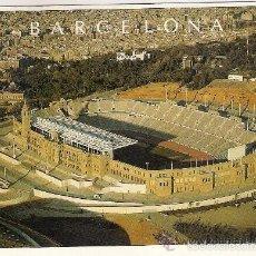 Coleccionismo deportivo: -50265 POSTAL ESTADIO OLIMPICO MONTJUIC, BARCELONA , DEPORTES. Lote 55702842