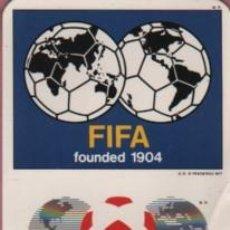 Coleccionismo deportivo: POSTAL MEXICO 1986 - TROFEO COPA DEL MUNDO FIFA - SPORT - BILLY. Lote 55734140