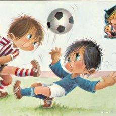 Coleccionismo deportivo: POSTAL ATHLETIC CLUB DE BILBAO.. Lote 55790136