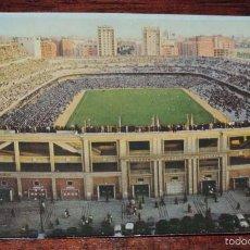 Collezionismo sportivo: FOTO POSTAL DE MADRID, ESTADIO SANTIAGO BERNABEU, FUTBOL, ED. P. ESPERON, NO CIRCULADA.. Lote 59495831