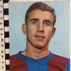Coleccionismo deportivo: REIXACH F.C. BARCELONA POSTAL SIN CIRCULAR FOTO SEGUI. Lote 60083415