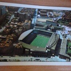 Coleccionismo deportivo: POSTAL ESTADIO FUTBOL SAN MAMES ATHLETIC CLUB DE BILBAO VISTA AEREA. Lote 60260155