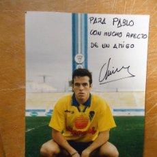 Coleccionismo deportivo: FOTOGRAFIA CADIZ CLUB DE FUTBOL , ESTADIO CARRANZA. Lote 61535856