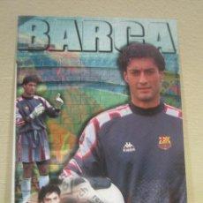 Collezionismo sportivo: POSTAL POST CARD F C BARCELONA BARÇA VITOR BAIA. Lote 61934880