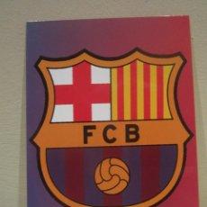 Coleccionismo deportivo: POSTAL POST CARD F C BARCELONA BARÇA ESCUDO. Lote 61935440