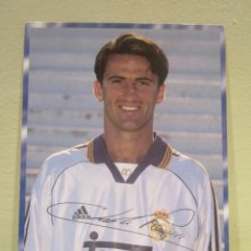 Coleccionismo deportivo: POSTAL POST CARD REAL MADRID PANUCCI. Lote 61935576