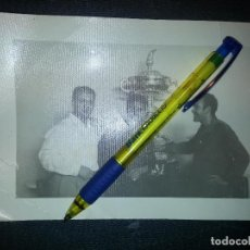 Coleccionismo deportivo: ANTIGUA FOTOGRAFIA CADIZ TROFEO RAMON DE CARRANZA FUTBOL . Lote 62564804