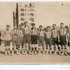 Coleccionismo deportivo: ANTIGUA POSTAL - DESCONOZCO EL EQUIPO - POSIBLEMENTE AÑOS 30. Lote 62618584