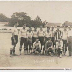 Coleccionismo deportivo: ANTIGUA POSTAL - DESCONOZCO EL EQUIPO - AÑO 1929 -. Lote 62618724