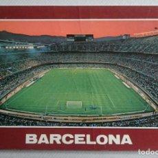 Coleccionismo deportivo: POSTAL ESTADIO FC BARCELONA - CAMP NOU - ESTADI BARÇA - STADIUM - STADE. Lote 63451452