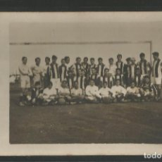 Coleccionismo deportivo: POSTAL ANTIGUA EQUIPO DE FUTBOL - VER REVERSO -(45.166). Lote 64959047