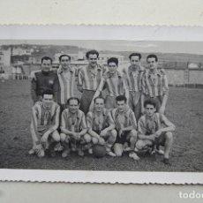 Coleccionismo deportivo: FOTO POSTAL EQUIPO DE FUTBOL, CORUÑA?. Lote 65908662