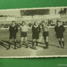 Coleccionismo deportivo: FOTOGRAFIA ST ANDREU MATARO1958 FOTO TOMAS FABREGAS BARCELONA. Lote 65909202