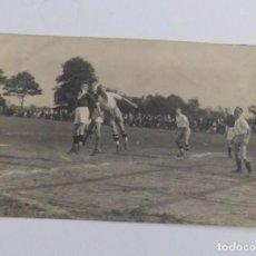 Coleccionismo deportivo: ANTIGUA FOTOGRAFIA ORIGINAL DE EQUIPO NACIONAL DE FUTBOL DE ALEMANIA DEL 1925. Lote 67087493