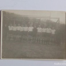 Coleccionismo deportivo: ANTIGUA FOTOGRAFIA ORIGINAL DE EQUIPO NACIONAL DE FUTBOL DE ALEMANIA DEL 1925. Lote 67087757