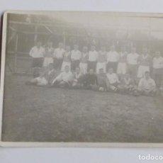 Coleccionismo deportivo: ANTIGUA FOTOGRAFIA ORIGINAL DE EQUIPO NACIONAL DE FUTBOL DE ALEMANIA DEL 1925. Lote 67088437