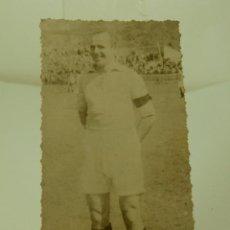 Coleccionismo deportivo: FOTOGRAFIA DEVA DEFENSA DEL CELTA AÑOS 40. Lote 67851601