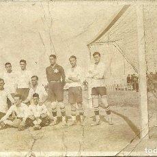Coleccionismo deportivo: (F-161129)POSTAL FOTOGRAFICA EQUIPO DE FOOT-BALL. Lote 68017705