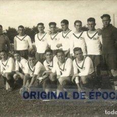 Coleccionismo deportivo: (F-161132)POSTAL FOTOGRAFICA DE MANUEL CROS C.D.EUROPA. Lote 68018037