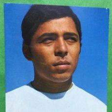 Coleccionismo deportivo: TARJETA DE FLEITAS - REAL MADRID CLUB DE FÚTBOL - AÑO 1969. Lote 68241405