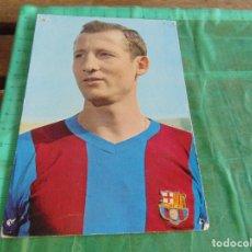 Coleccionismo deportivo: TARJETA POSTAL FOTO SEGUI JUGADOR GALLEGO DEL BARCELONA . Lote 71924535