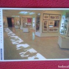 Coleccionismo deportivo: POSTAL POST CARD POSTCARD MUSEU MUSEO MUSEUM DEL FUTBOL CLUB BARCELONA. CAMP NOU. LA VANGUARDIA VER . Lote 72294071