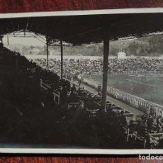 Coleccionismo deportivo: FOTOGRAFIA DEL ESTADIO DE FUTBOL DE BALAIDOS (VIGO) REAL CLUB CELTA DE VIGO, AÑOS 20 CON LA PRIMERA. Lote 73098211