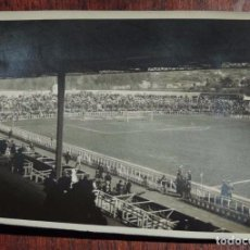 Coleccionismo deportivo: FOTOGRAFIA DEL ESTADIO DE FUTBOL DE BALAIDOS (VIGO) REAL CLUB CELTA DE VIGO, AÑOS 20 CON LA PRIMERA. Lote 73099023