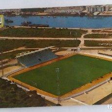Coleccionismo deportivo: POSTAL ANTIGUA CAMPO DE FUTBOL DEL C.F. PORTUENSE PUERTO DE SANTA MARIA, CADIZ A. SUBIRATS . Lote 73454955