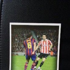 Coleccionismo deportivo: POSTAL SIN CIRCULAR XAVI HERNÁNDEZ BARÇA JUGADOR ATHLETIC DE BILBAO FÚTBOL CLUB BARCELONA FCB LIGA. Lote 74256843
