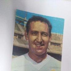 Coleccionismo deportivo: ANTIGUA POSTAL DEL REAL MADRID JUGADOR GENTO. Lote 76211879