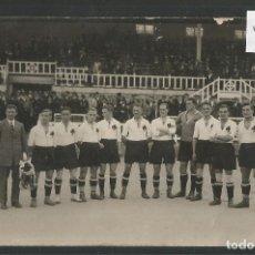 Coleccionismo deportivo: POSTAL FUTBOL - FOTOGRAFICA - VER REVERSO- (46.317). Lote 76878423