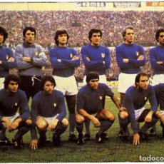 Coleccionismo deportivo: POSTAL COLECCIONABLE.ITALIA.ESTRELLAS DEL MUNDIAL'82.ED.BRUGUERA.. Lote 77312413