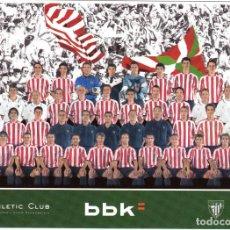 Coleccionismo deportivo: ATHLETIC CLUB TEMPORADA 2004-2005. Lote 104883303