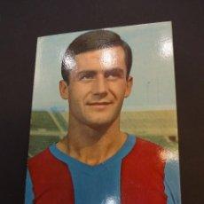 Coleccionismo deportivo: TORRES. CF BARCELONA. POSTAL SIN CIRCULAR. FOTO SEGUÍ. Lote 80008701