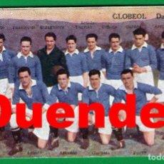 Coleccionismo deportivo: REAL SOCIEDAD DE SAN SEBASTIÁN, CAMPEÓN DE GUIPUZCOA 1922-23 - EDITA: LABORATORIO URODONAL, SIN USAR. Lote 80022149