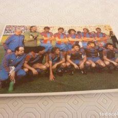 Coleccionismo deportivo: POSTAL(10 X 15)F.C.BARCELONA 1981 CAMPEÓN COPA REY(BARÇA,SCHUSTER,QUINI,SIMONSEN,ARTOLA,ETC.... Lote 80292105