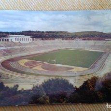 Coleccionismo deportivo: POSTAL DEL ESTADIO NACIONAL LISBOA FOTO POR J.ARTHUR DIXON . Lote 80607642