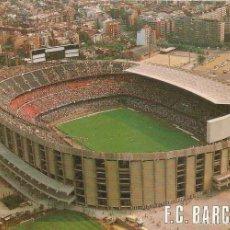 Coleccionismo deportivo: BARCELONA, ESTADI CLUB FUTBOL BARCELONA, VISTA AÉREA - ESCUDO DE ORO Nº 506 - S/C. Lote 80962928