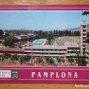 Coleccionismo deportivo: ESTADIO FUTBOL. CIUDAD DEPORTIVA AMAYA. PAMPLONA. (ESCUDO DE ORO Nº136).. Lote 82091080