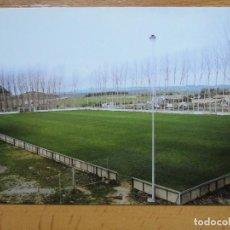 Coleccionismo deportivo: POSTAL ESTADIO FUTBOL MUNICIPAL. C.D. ESTADILLA. HUESCA. (ED. LUIS ANDRADE).. Lote 82318576