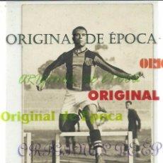 Coleccionismo deportivo: (F-170454)POSTAL FOTOGRAFICA DE JOSEP SAMITIER ENTRENANDO , F.C.BARCELONA , FOTOGRAFIA J.GASPAR. Lote 82908412