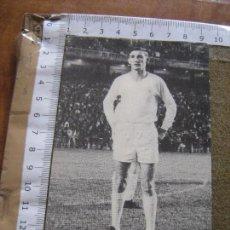 Coleccionismo deportivo: REAL MADRID C.F. - ANTIGUA POSTAL CON IMAGEN DE ZOCO. Lote 84632696