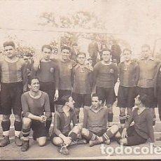 Coleccionismo deportivo: POSTAL FOTOGRAFICA EQUIPO F.C.BARCELONA . Lote 85061764