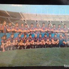 Coleccionismo deportivo: POSTAL F.C. BARCELONA BARÇA TEMPORADA 1968-69 (FOTO MERDIANO). Lote 87474228