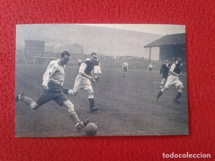POSTAL POST CARD THE NOSTALGIA POSTCARD, VINTAGE 1943 FOOTBALL FÚTBOL STANLEY MATTHEWS. ENGLAND UK (Coleccionismo Deportivo - Postales de Deportes - Fútbol)