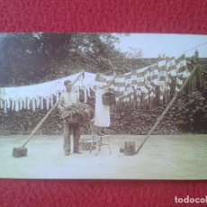 Coleccionismo deportivo: POSTAL POST CARD THE NOSTALGIA POSTCARD VINTAGE 1935 LONDON FÚTBOL TOTTENHAM HOTSPURS´WASHING DAY . Lote 87819984
