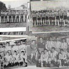 Coleccionismo deportivo: FUTBOL CLUB GIRONA * 50 POSTALES 1930 -1980 * GRAFIQUES CURBET 1980. Lote 88938772