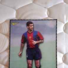 Coleccionismo deportivo: LAMINA POSTAL GUARDIOLA BARÇA 98-99 MUNDO DEPORTIVO NIKE BARCELONA LIGA 1998-1999, MIDE 21 X 29.5 CM. Lote 89401756